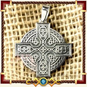 Кельтский крест в Калининграде