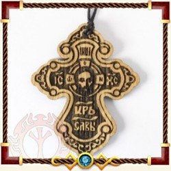 Кресты из дерева
